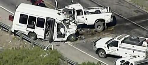 At Least 13 Killed in Texas Church Bus Crash - voanews.com