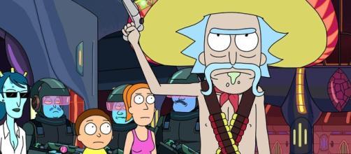Auto Erotic Assimilation - Rick and Morty - Adult Swim Shows - adultswim.com