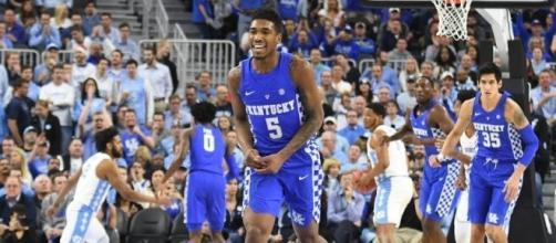 College Basketball Power 10: Malik Monk Went Off, UK Still Not Top 5 - hoopshabit.com