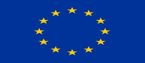 Drapeau actuel de l'Union européenne