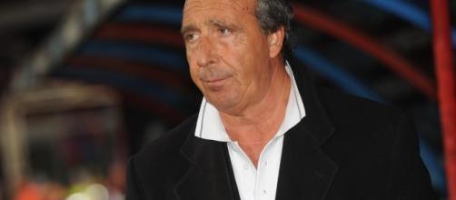 Il commissario tecnico della Nazionale italiana, Gian Piero Ventura