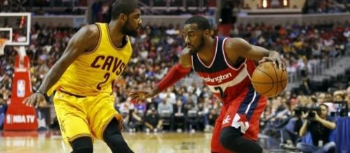 John Wall and the Wizards took it to the Cavs ina dominating loss wizofawes.com