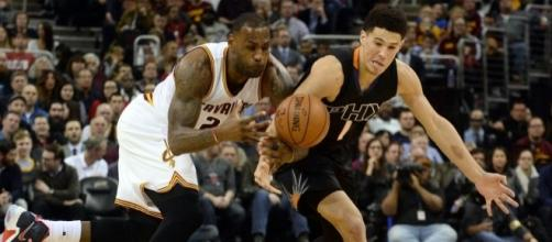LeBron James has high hopes for Booker - brightsideofson.com