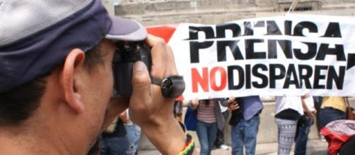 'Prensa No Dispare' ha convocado a marchar en la Ciudad de México, este sábado 25 de marzo