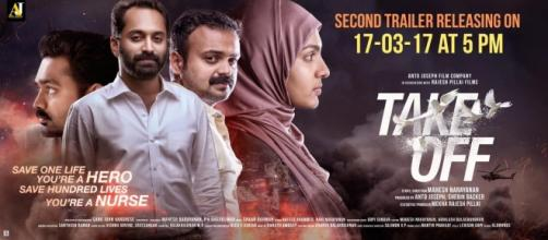 Take Off second trailer out: Mohanlal, Mammootty, Dulquer Salmaan ... - ibtimes.co.in