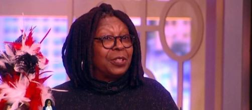 Whoopi Goldberg photo via BN library