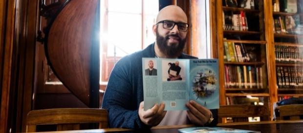 Fabiano de Abreu lançou seu livro também em Lisboa