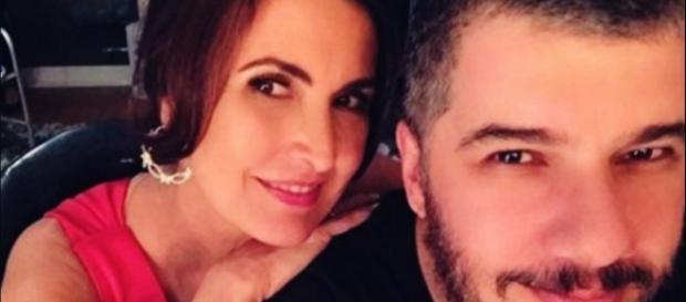 Fátima Bernardes diz que não deixa namorado ir com outra no cinema