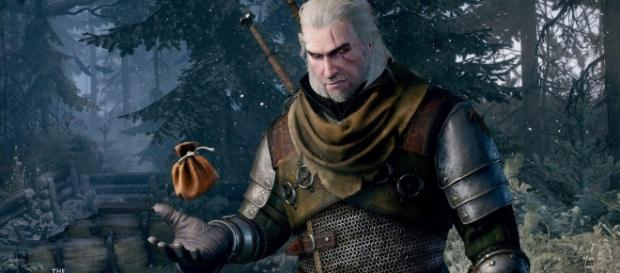 Geralt rolling in the cash - The Witcher 3 has been a huge financial and critical success