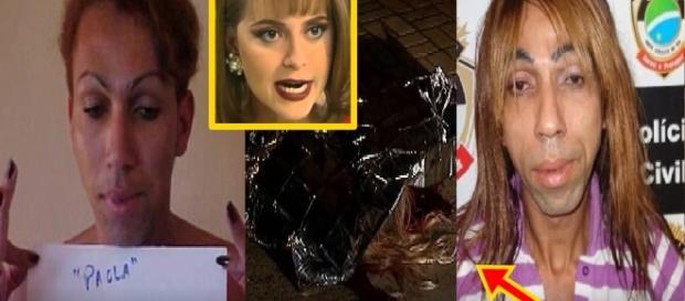 Paola Bracho faz briga da beleza e acaba morta