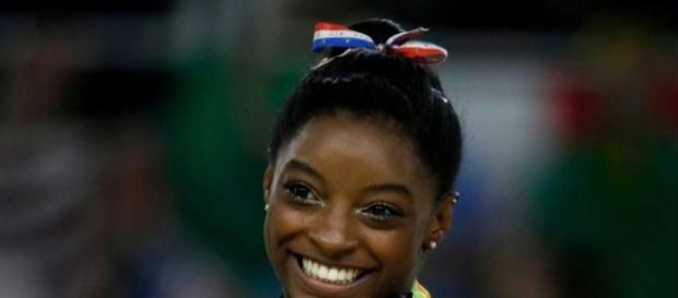 Simone Biles going into USA Gymnastics Hall of Fame - Photo: Blasting News Library - chron.com