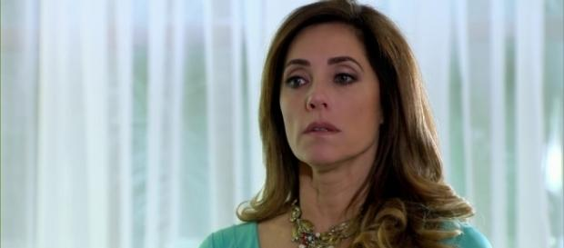 Teseza Cristina, em Fina Estampa