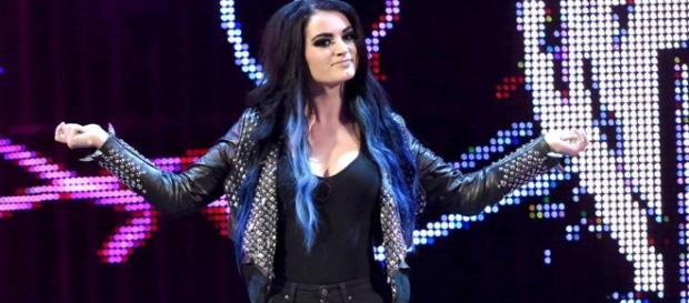 WWE superstar Paige was the recent victim of being hacked and having explicit content leaked. [Image via Blasting News image library/inquisitr.com]