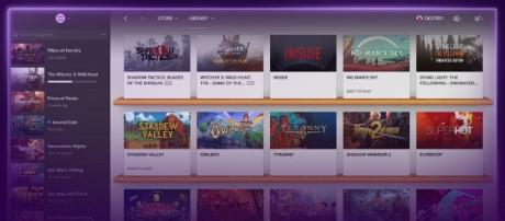 GOG Galaxy 1.2 is here - fully cusomisable with Cloud Saves, Overlay, Chat, Notifications. - gog.com