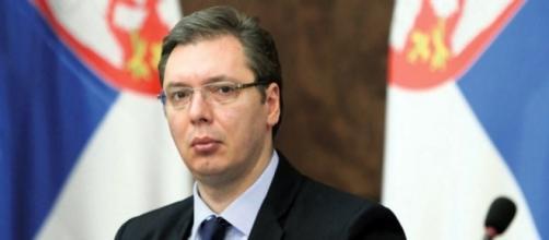 Alexandar Vucic, primo ministro serbo: 'Mai con la NATO, ha devastato il nostro Paese'
