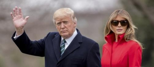 Donald And Melania Trump Bedroom Invaded By Rumors - Photo: Blasting News Library - inquisitr.com