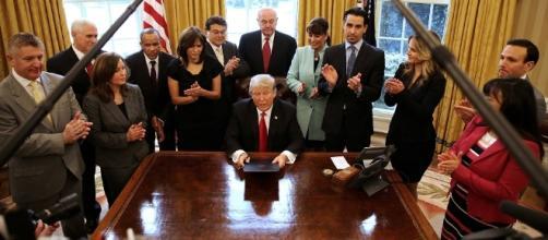 Donald Trump, tutti gli uomini (e le donne) del presidente
