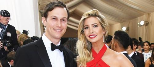 Ivanka Trump and Jared Kushner - Photo: Blasting News Library - anushayspoint.com