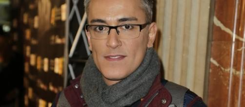 Kiko Hernández, recién estrenado papá.