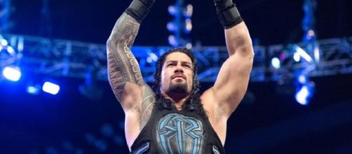 Roman Reigns was part of the latest WWE live show in Portland, Maine on Saturday night. [Image via Blasting News image library/inquisitr.com]