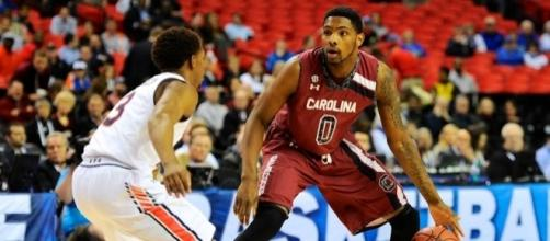 SEC: Sindarius Thornwell To Break Out For South Carolina - hoopshabit.com