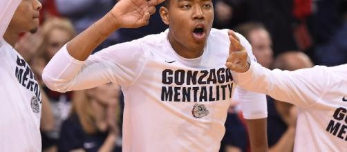 The Gonzaga Bulldogs have achieved their first-ever Final Four appearance. [Image by Blasting News image library/inquisitr.com]
