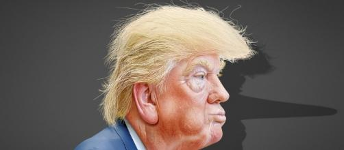 Trump thinks Photo Credit: DonkeyHotey