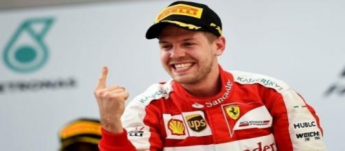 victoria número 43 de Sebastian Vettel
