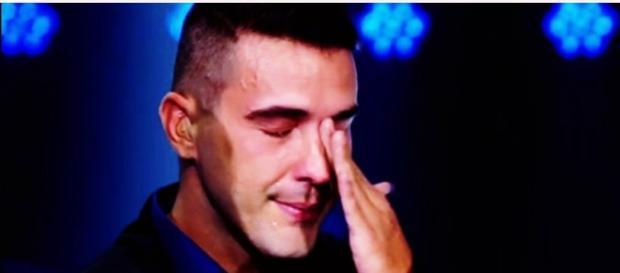 André Marques é apenas um dos que choram em semifinal