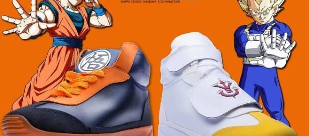 Dragon Ball Z - ¡Las zapatillas oficiales llegan a España ... - hobbyconsolas.com