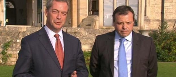 Ex-Tory donor Arron Banks gives £1m to UKIP - BBC News - bbc.com