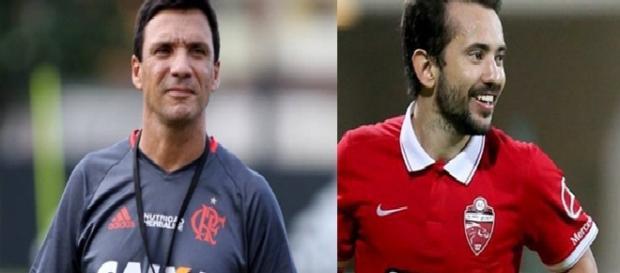Flamengo pode ser um dos possíveis destinos de Everton Ribeiro
