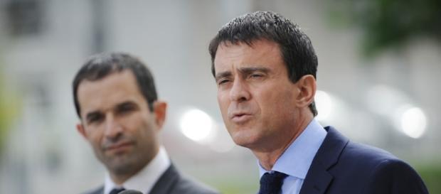 Hamon estime que Valls l'a trahi.