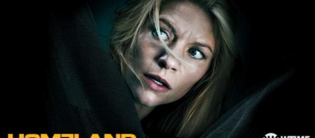 Homeland tv show logo image via Flickr.com