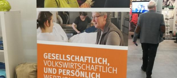 Integrationsfachmesse Halle Münsterland am 01.03.2017