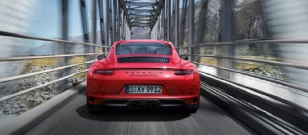 Porsche Germany's profit for each car sold is $17,000./Photo via Porsche
