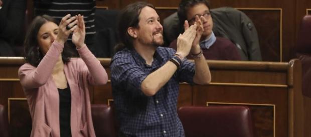 """PP y Podemos se acusan mutuamente de """"amenazas"""" en una tensa ... - 20minutos.es"""