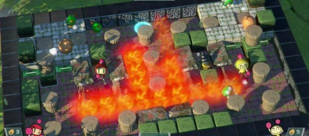 """Super Bomberman R - Konami rivela il significato della """"R"""" nel ... - multiplayer.it"""