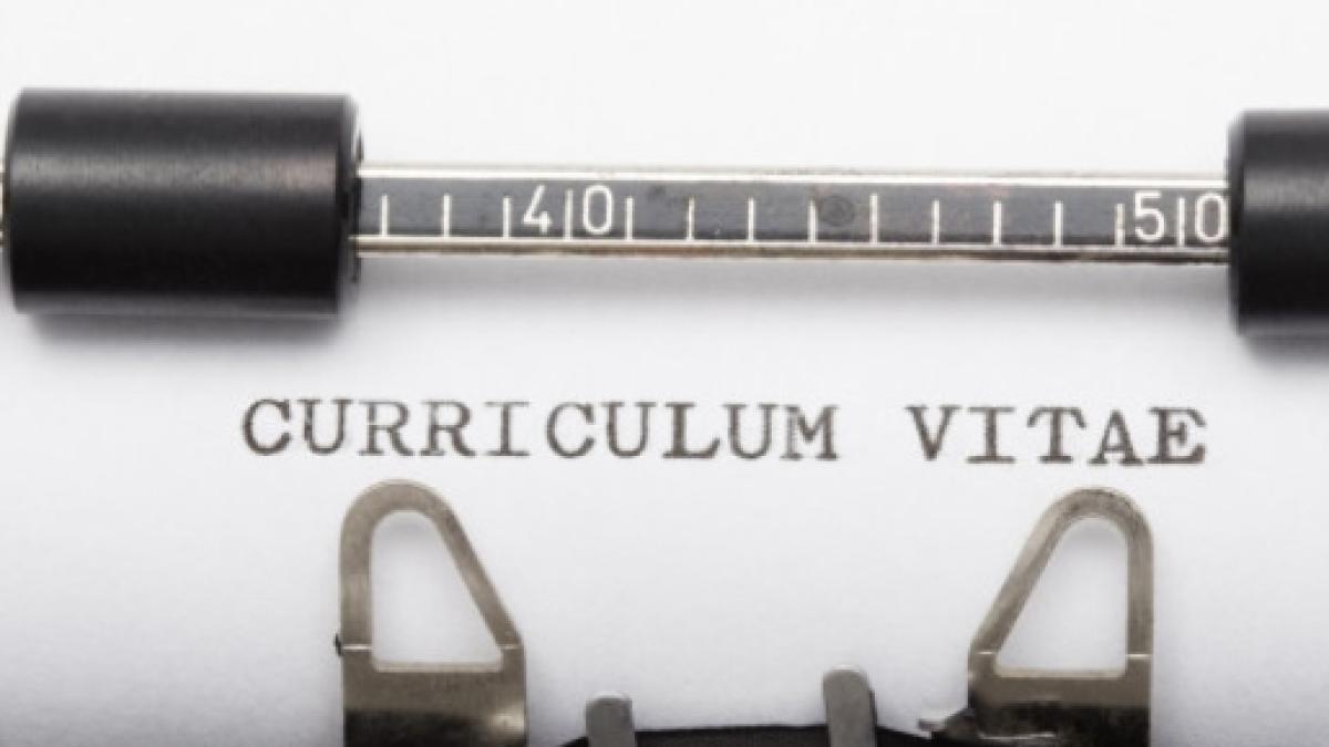 Curriculum Vitae Inviarlo Non Serve A Trovare Un Lavoro