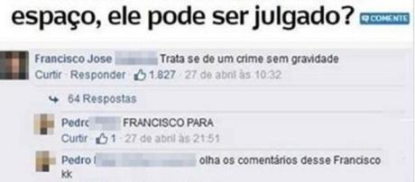 Francisco José é o melhor comentarista da internet, segundo muitas pessoas