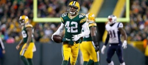 Burnett upgraded to probable for Seahawks game - packers.com
