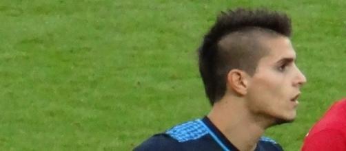 Calciomercato: Inter su Lamela, il Milan pensa a Wilshere, Verratti apre alla Juventus