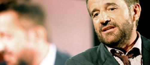Christian De Sica povero e indebitato dopo la morte di papà Vittorio