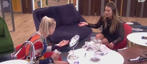 Daniela y Alyson vivieron una de sus noches más tensas en GH VIP 5