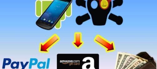 Ganhe dinheiro usando um simples aplicativo para celular