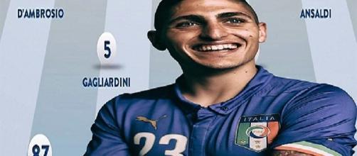 Marco Verratti apre ad un trasferimento all'Inter