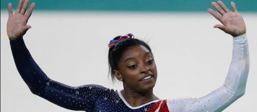 Olympian Simone Biles will look to top the 'DWTS' 2017 leaderboard again with a cha cha. Agência Brasil Fotografias/Wikimedia