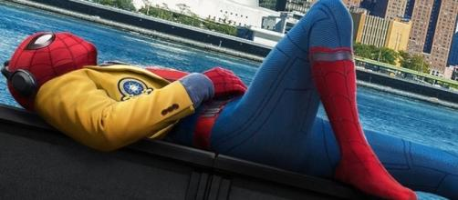 Póster de Spider-Man Homecoming