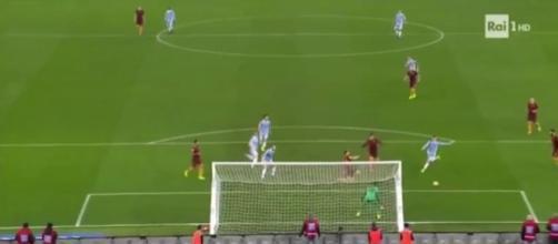 Roma-Lazio di Coppa Italia 2017