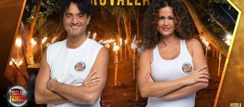 Samantha De Grenet e Giulio Base sfavoriti al televoto?